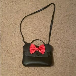 Minnie Mouse Loungefly Purse